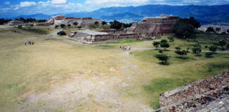Site archéologique près de Mexico
