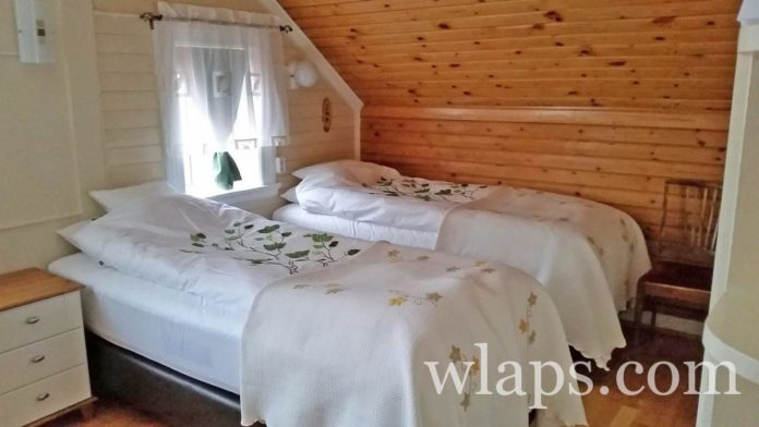 Guesthouse Ytra Laugaland