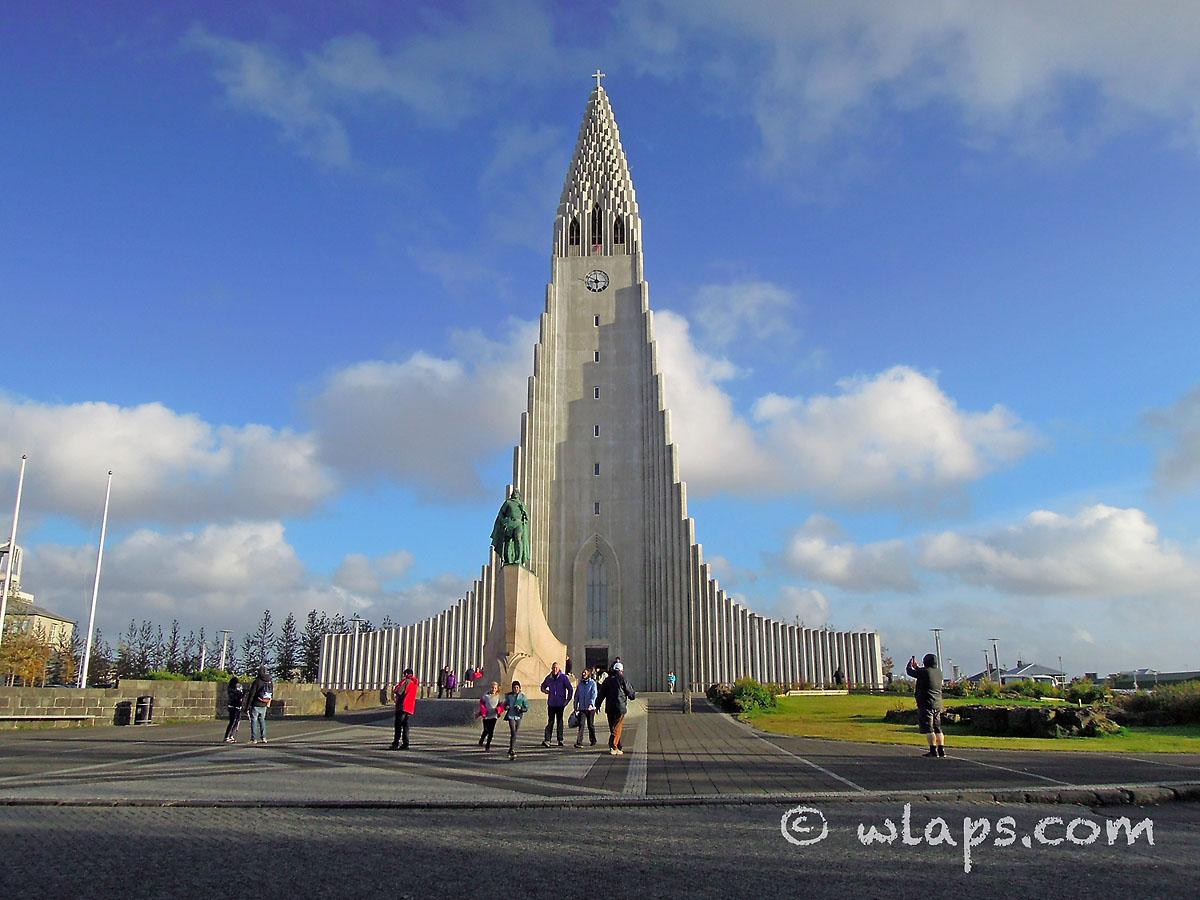 eglise-reykjavik-hallgrimskirkja