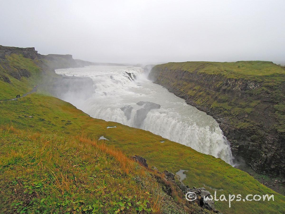 gulfoss-cascade-islande