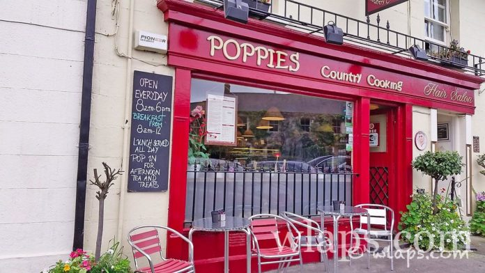 Poppies Country Cooking à Enniskerry