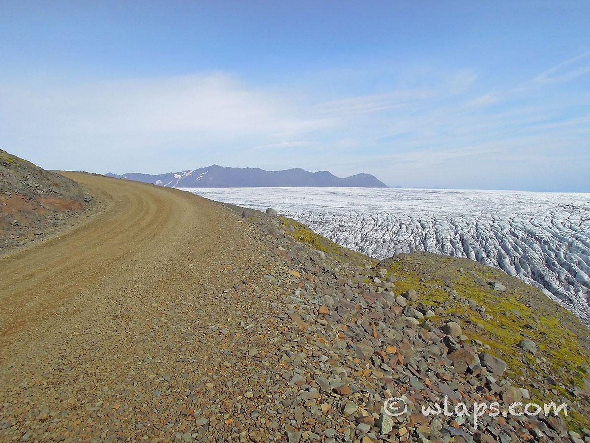 route-joklasel-glacier