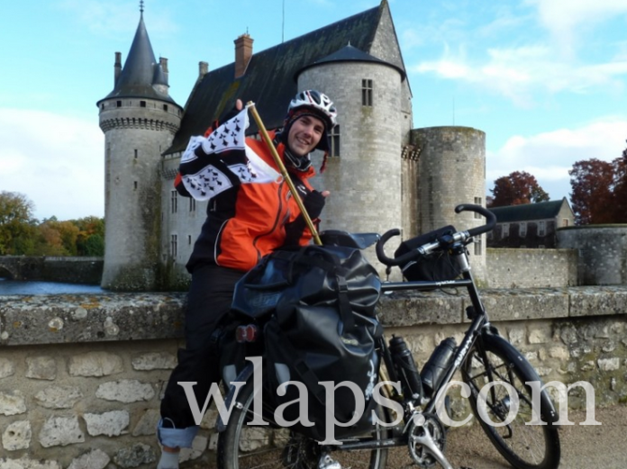 Défi tour du monde à vélo pour un couple en faveur des enfants