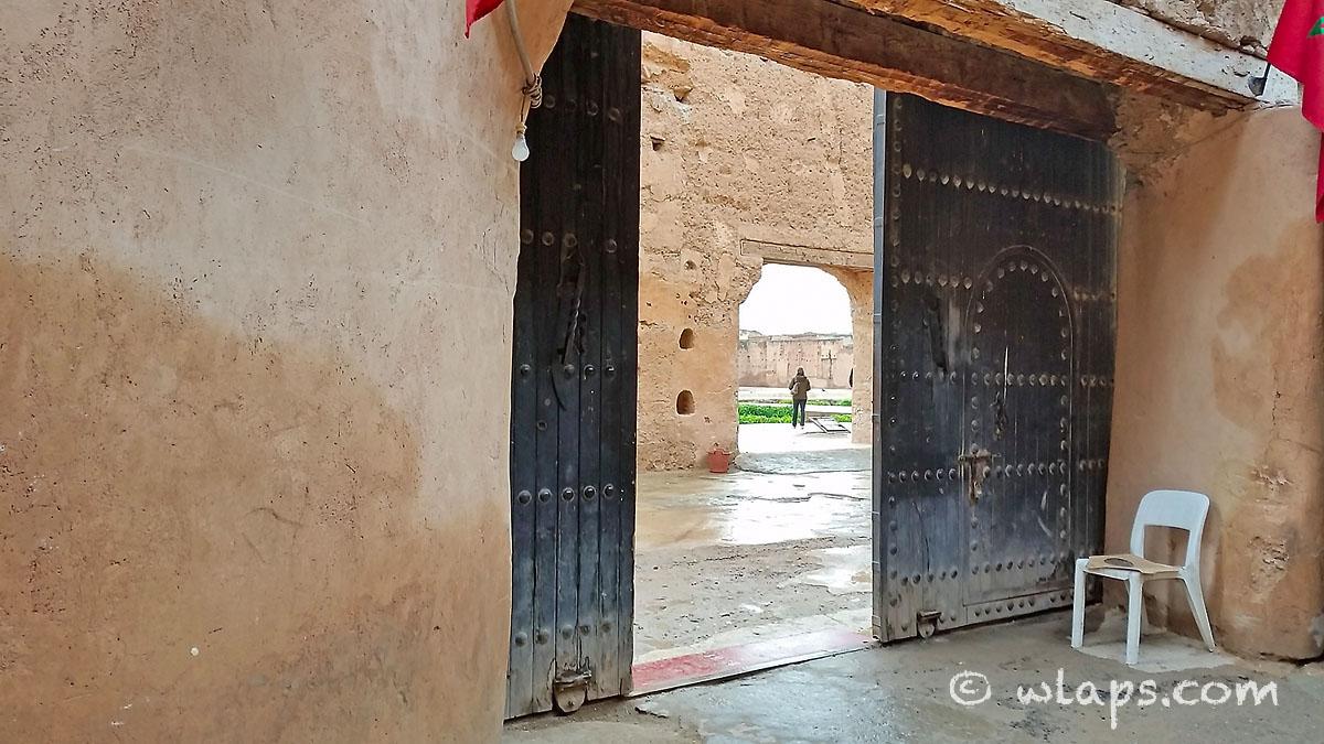 entree-palais-badia-carnet-voyage-maroc-marrakech