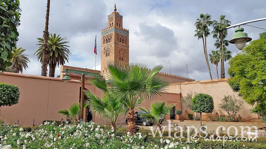 Carnet voyage Marrakech