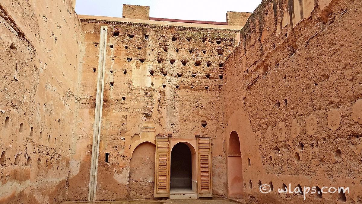 mur-palais-badia-carnet-voyage-maroc-marrakech