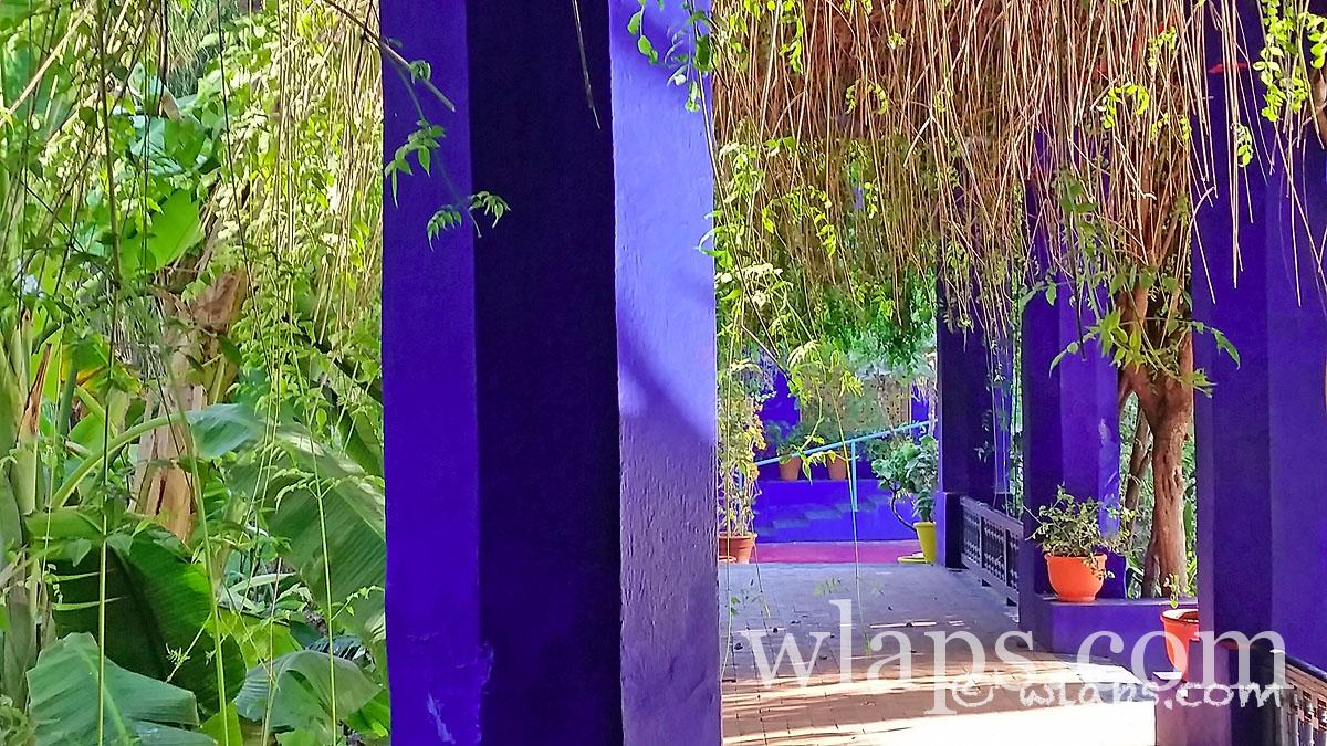 passerelle-jardin-majorelle-carnet-voyage-maroc-marrakech