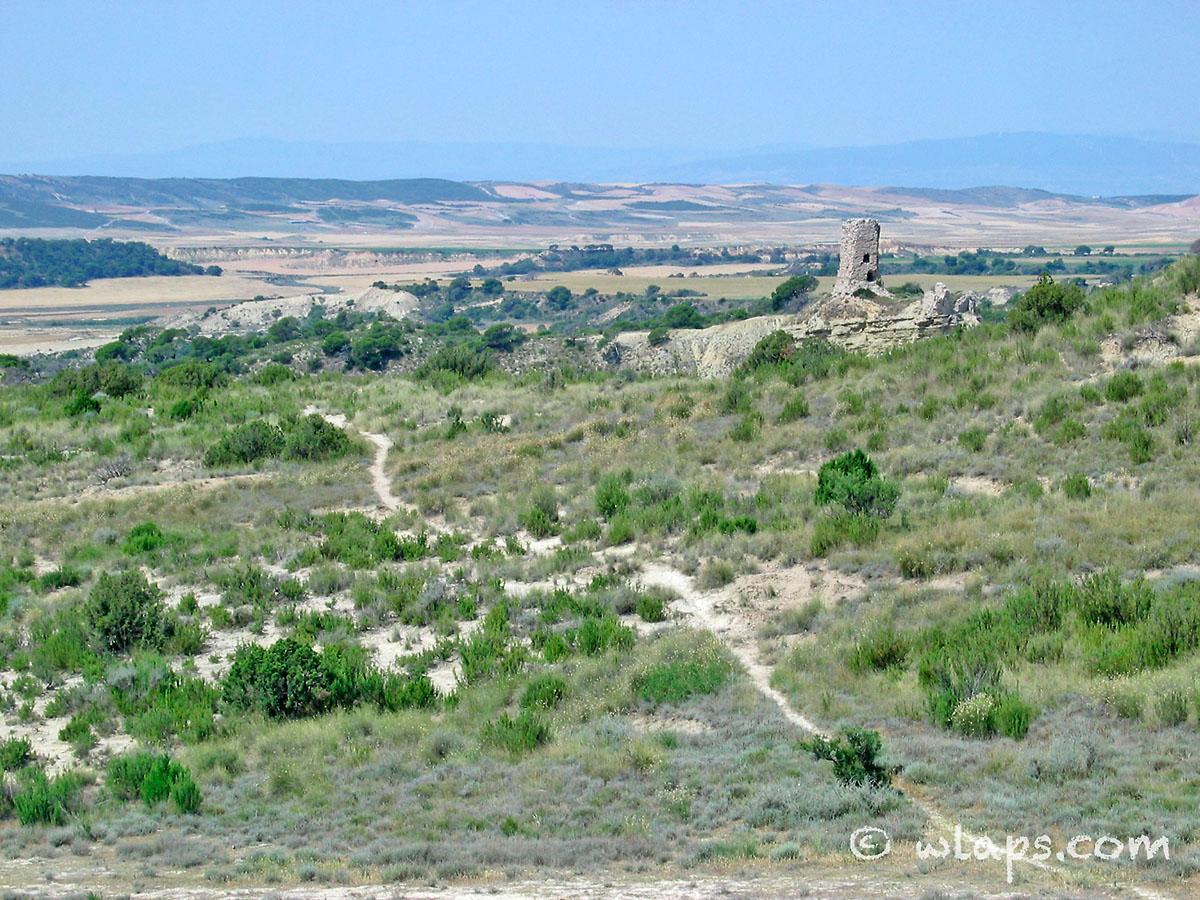 photo-desert-bardenas-reales-espagne-vtt-9