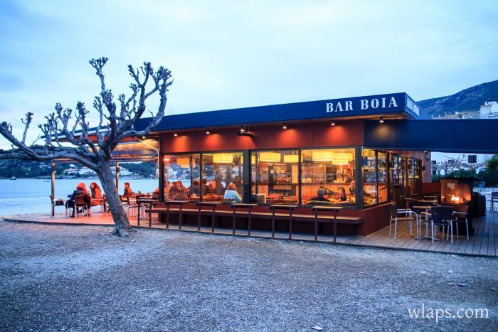 Bar Boia Cadaqués