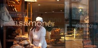 Boulangerie Casa Moner Gérone