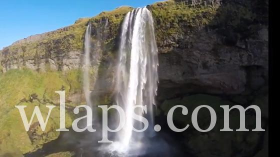 top 10 cascades islande film