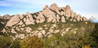 carnet voyage catalogne montagnes montserrat