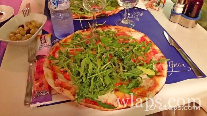 La Gritta, pizzeria restaurant Cadaqués