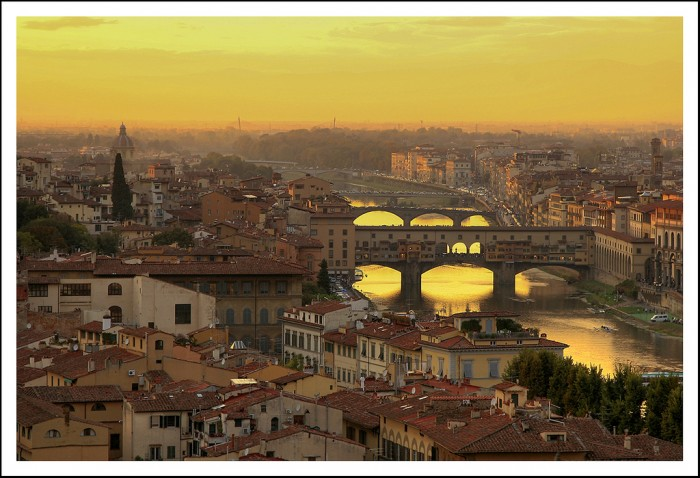 week end florence italie