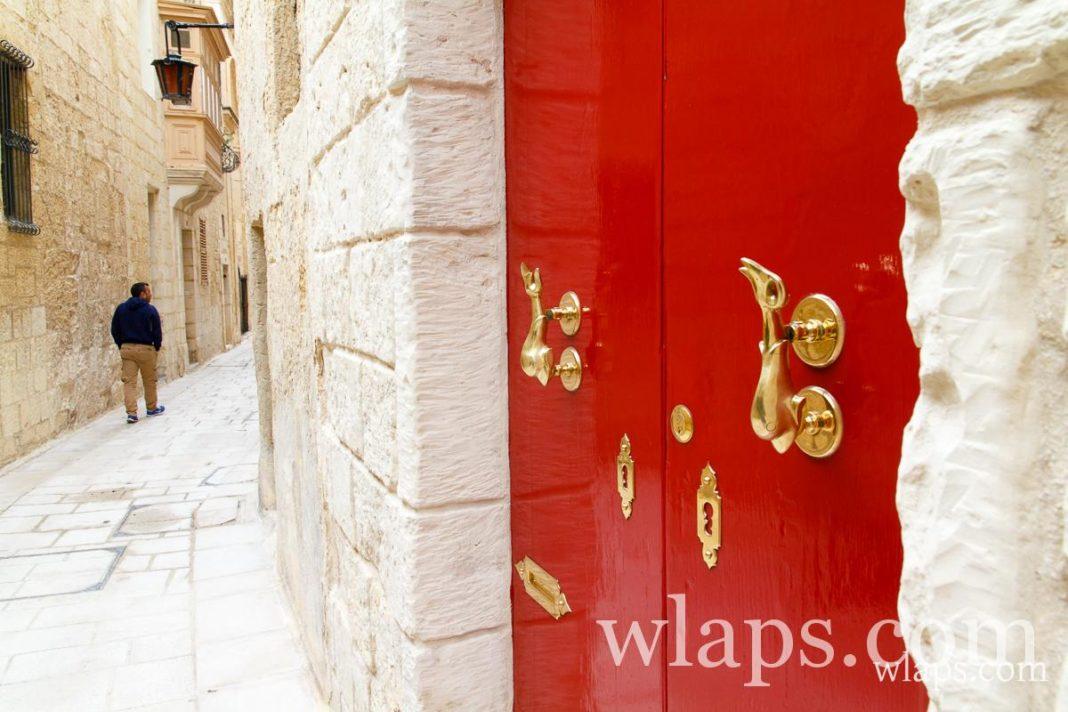 photos rues rabat mdina malte