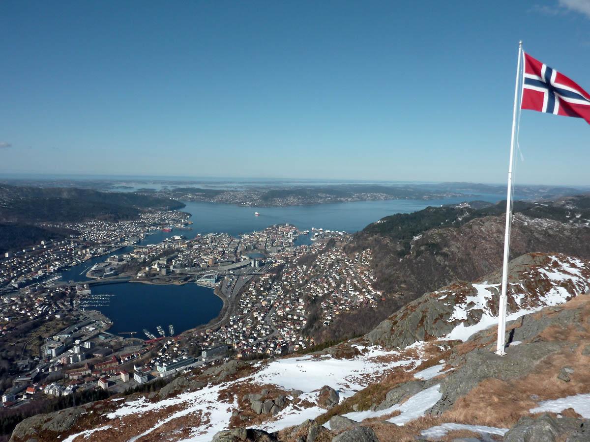 Bergen3- Norvege