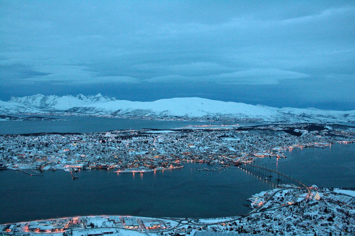 Tromso4- Norvege