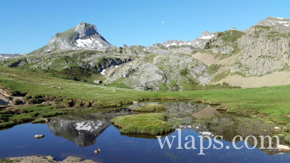 tour lacs ayous pyrenees randonnee