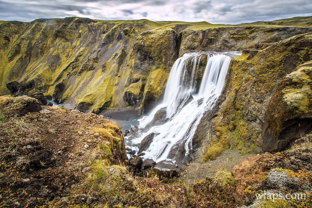 Cascade Öxarárfoss