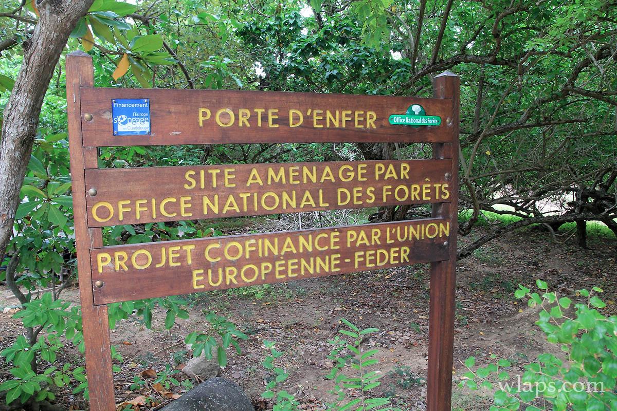 randonnée en Guadeloupe