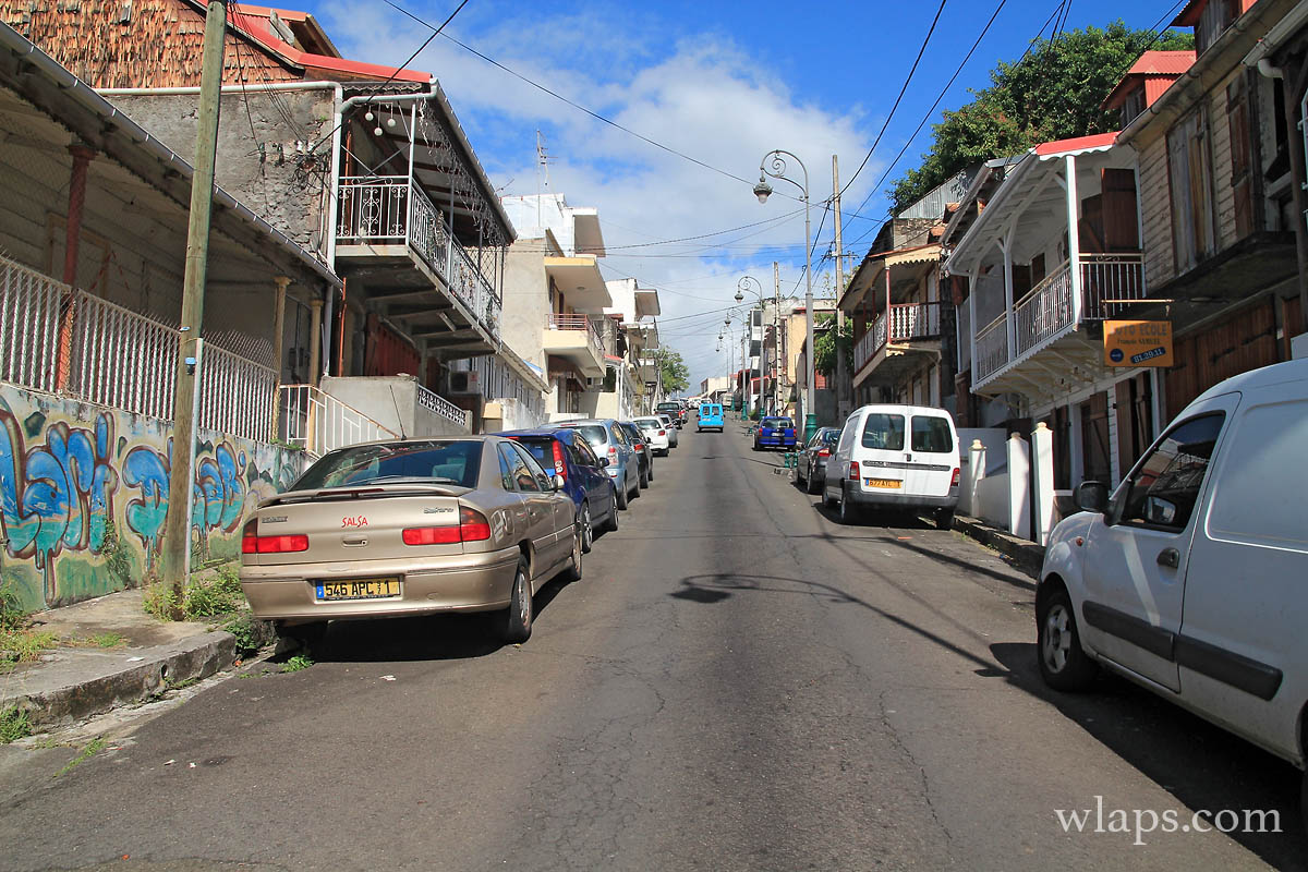route-ville-basse-terre-guadeloupe