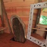 decoration-cabane-bananes-vertes