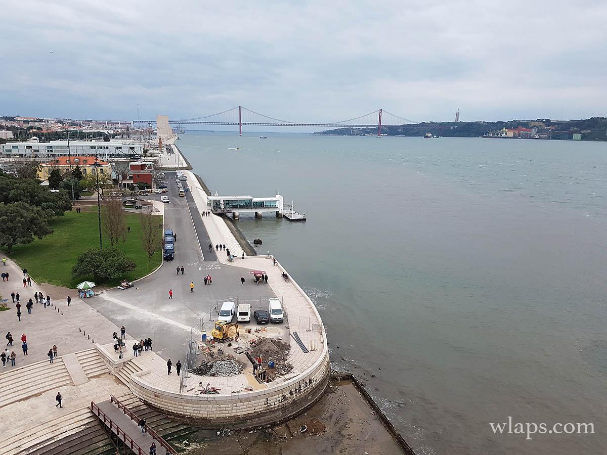 n'hésitez pas àa grimper tout en haut de la Tour de Belém