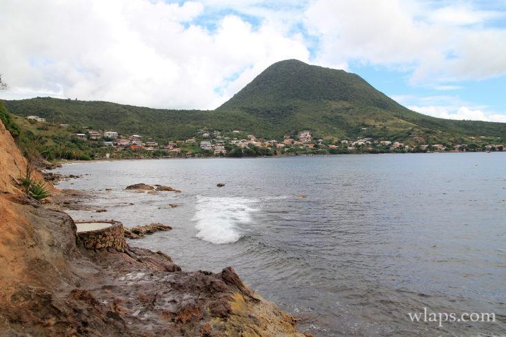 La piscine de Dlo Ferré en Martinique