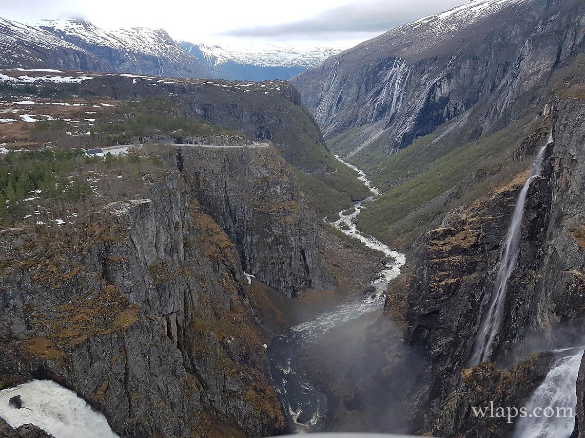 randonnée en Norvège