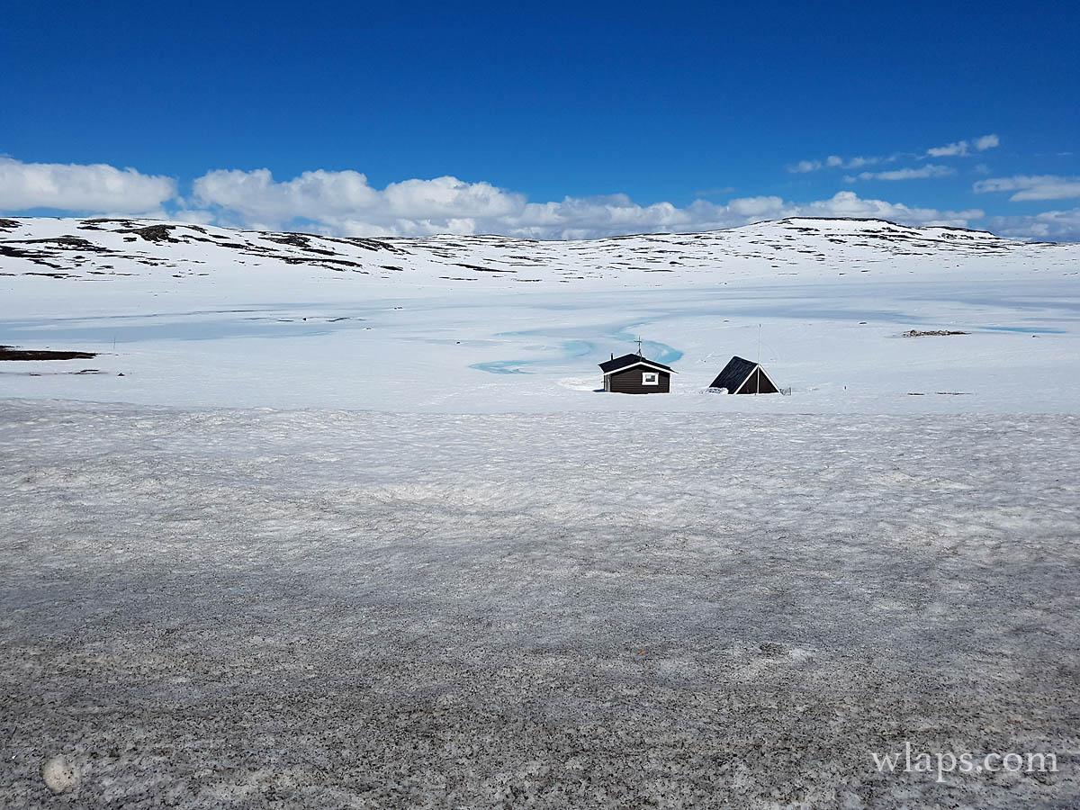Carnet de voyage en Norvège