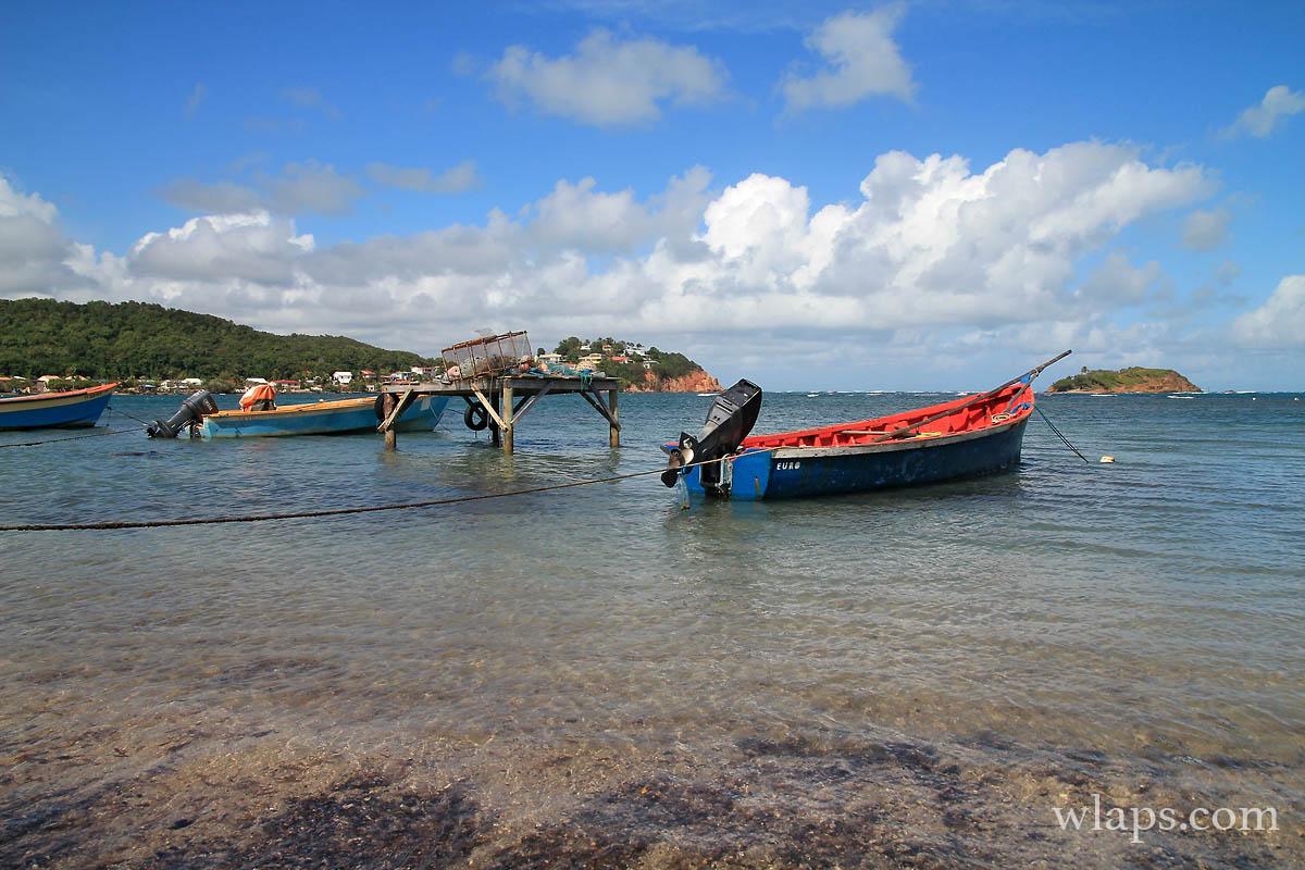 barques-anse-tartane-martinique
