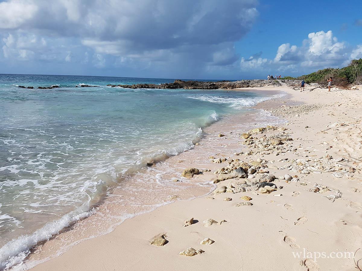 mer-plage-la-douche-guadeloupe