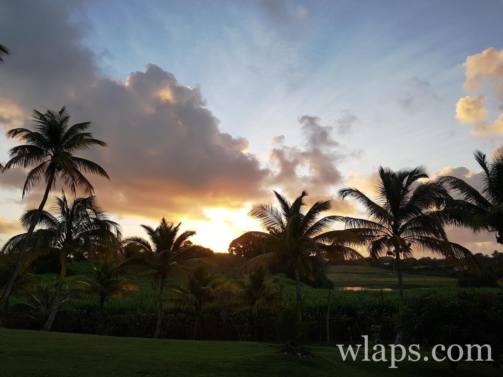 Les meilleurs lieux pour assister au coucher de soleil à Marie Galante