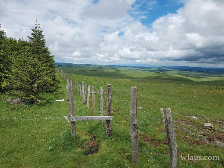 randonnée au Signal de Mailhebiau