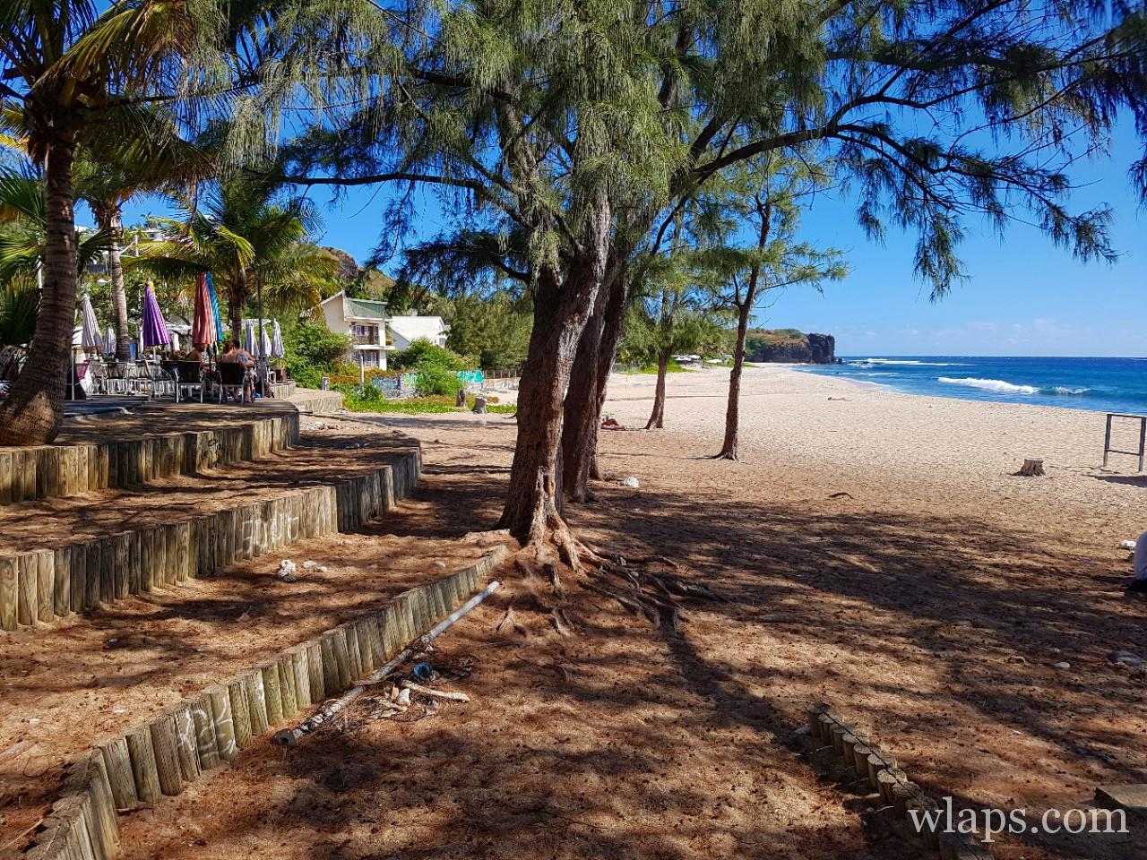 Une des plus belle plage de l'ile de La Réunion