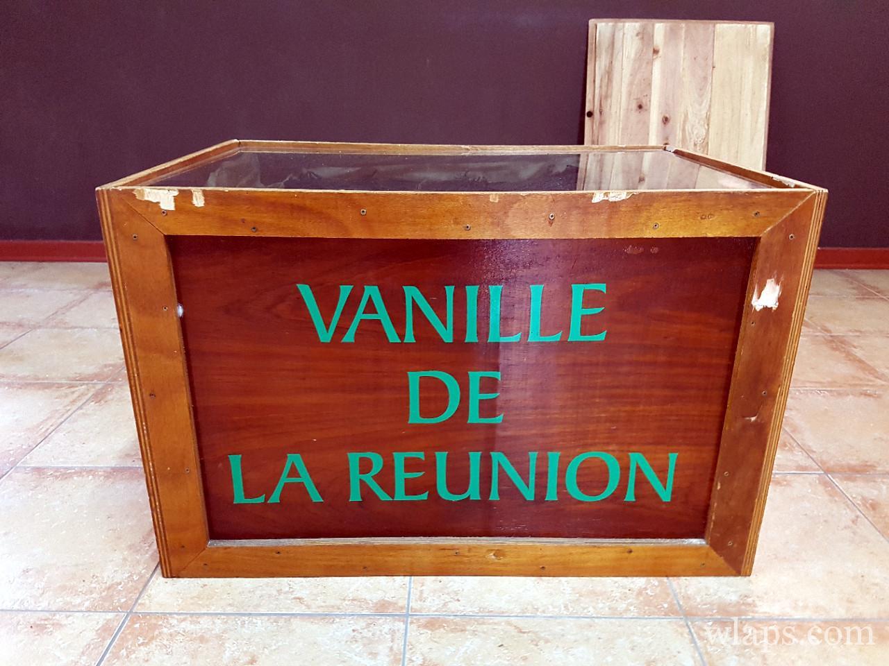 Visite d'une plantation de vanille Bourbon à La Réunion