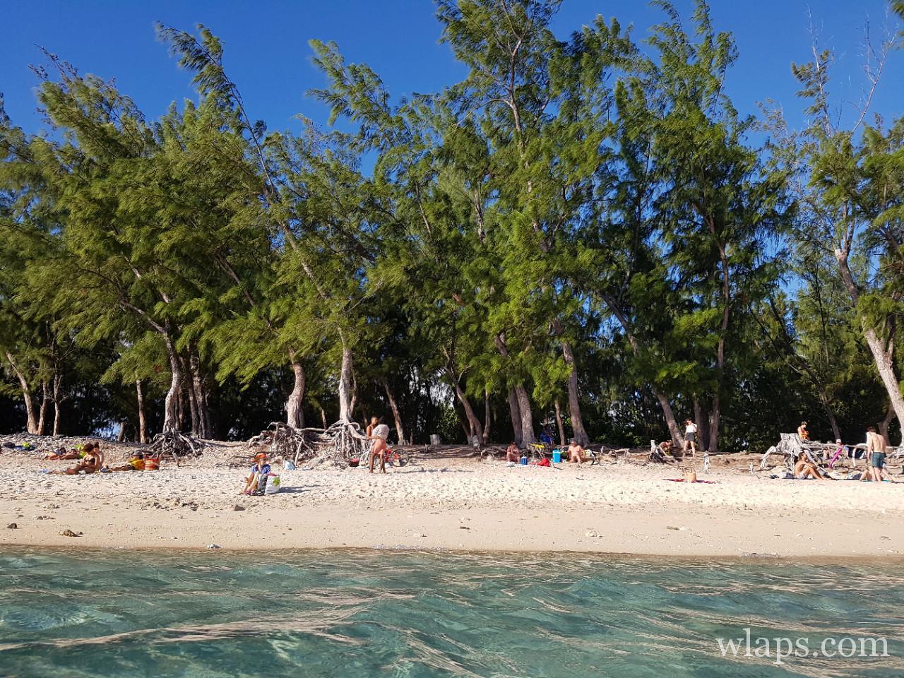 Où est la plus belle plage de La Réunion ? c'est à l'Hermitage