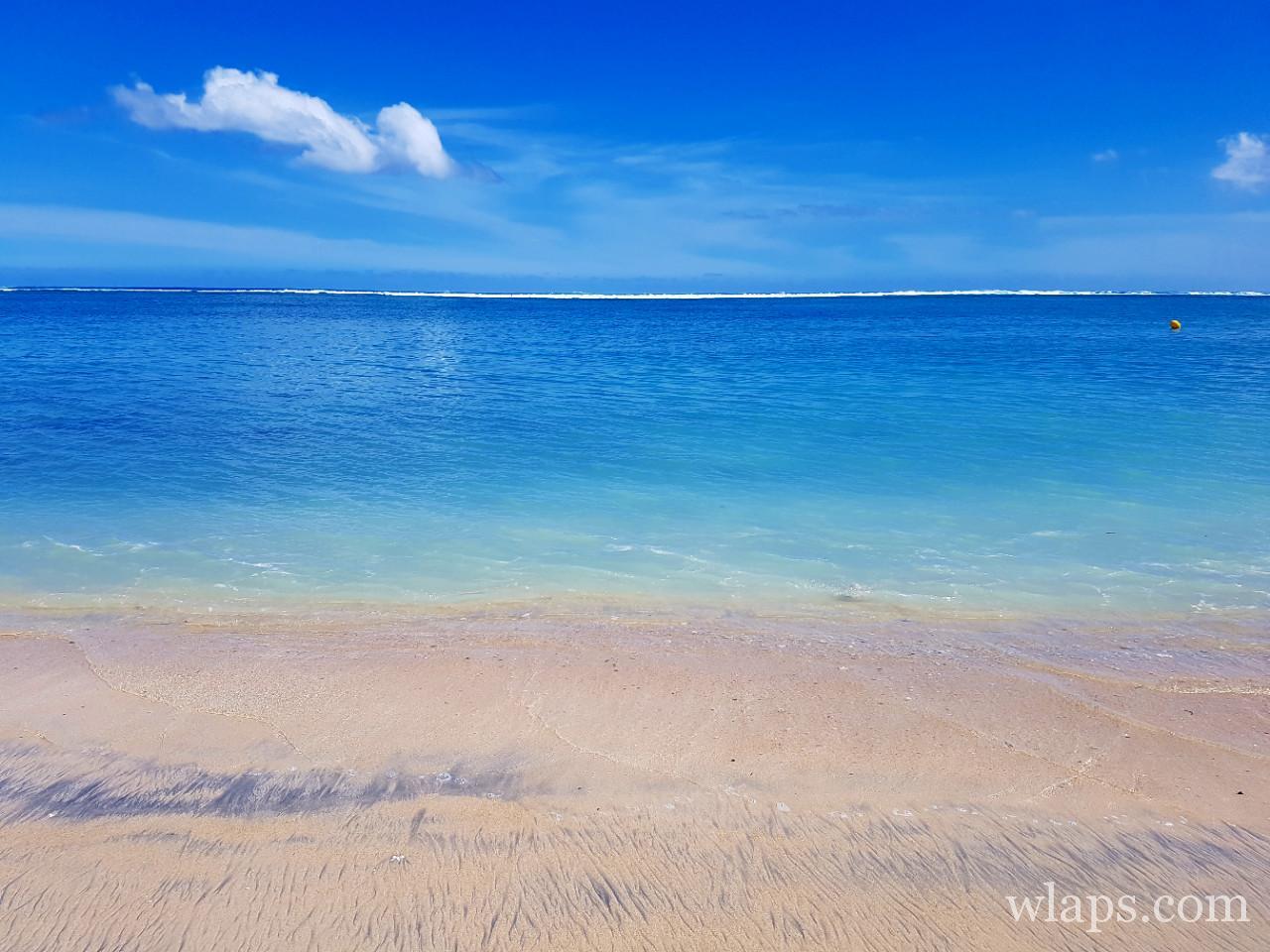 La plus belle plage de l'ile de La Réunion