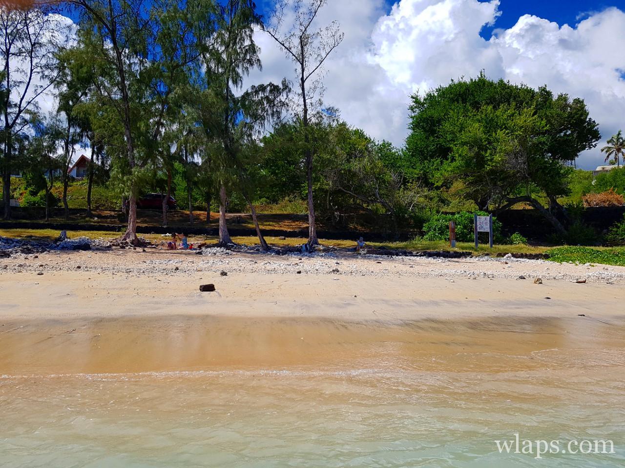 Plage pour faire du snorkeling à La Réunion