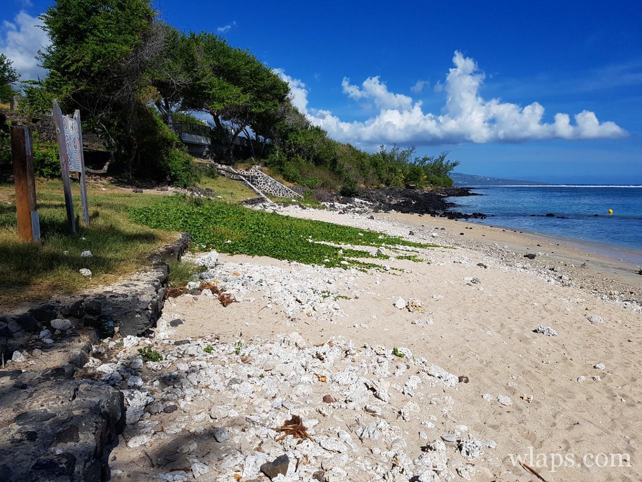 Où se baigner à l'ile de La Réunion ?