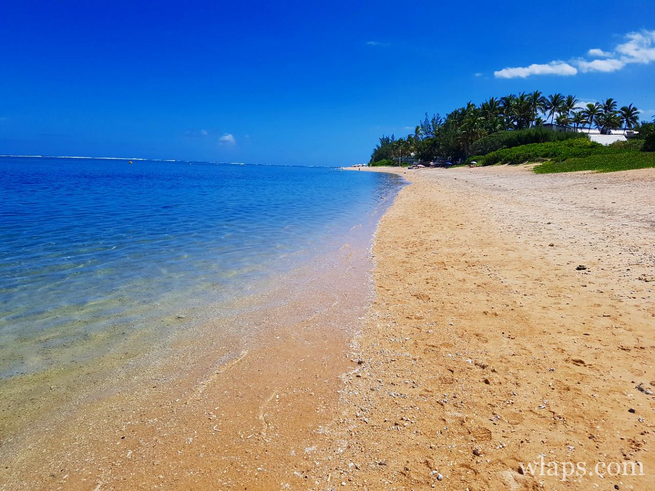 La plus belle plage de La Réunion : la Saline les Bains