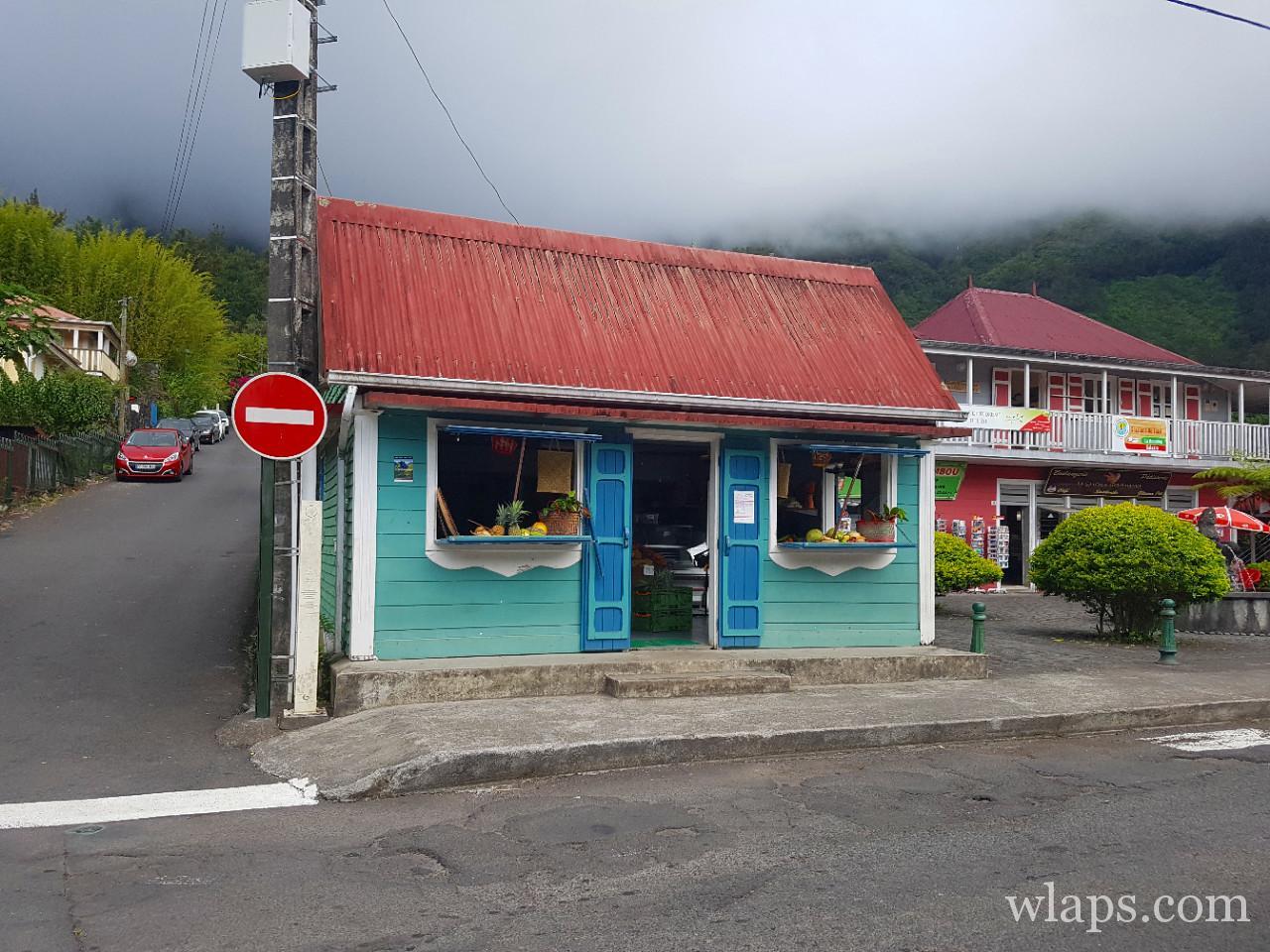 case au village de hell bourg à La Réunion