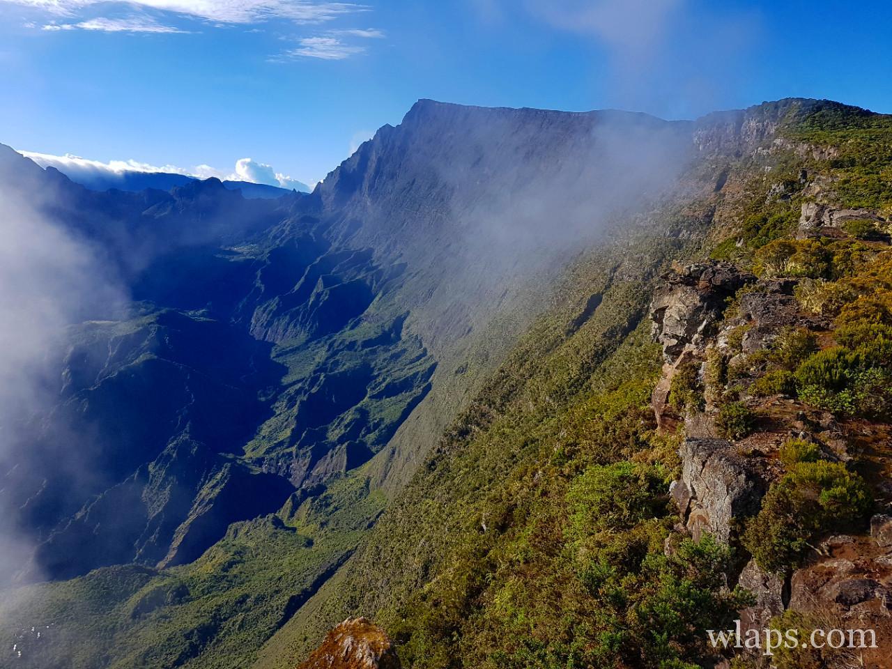 Randonnées à l'ile de la Réunion