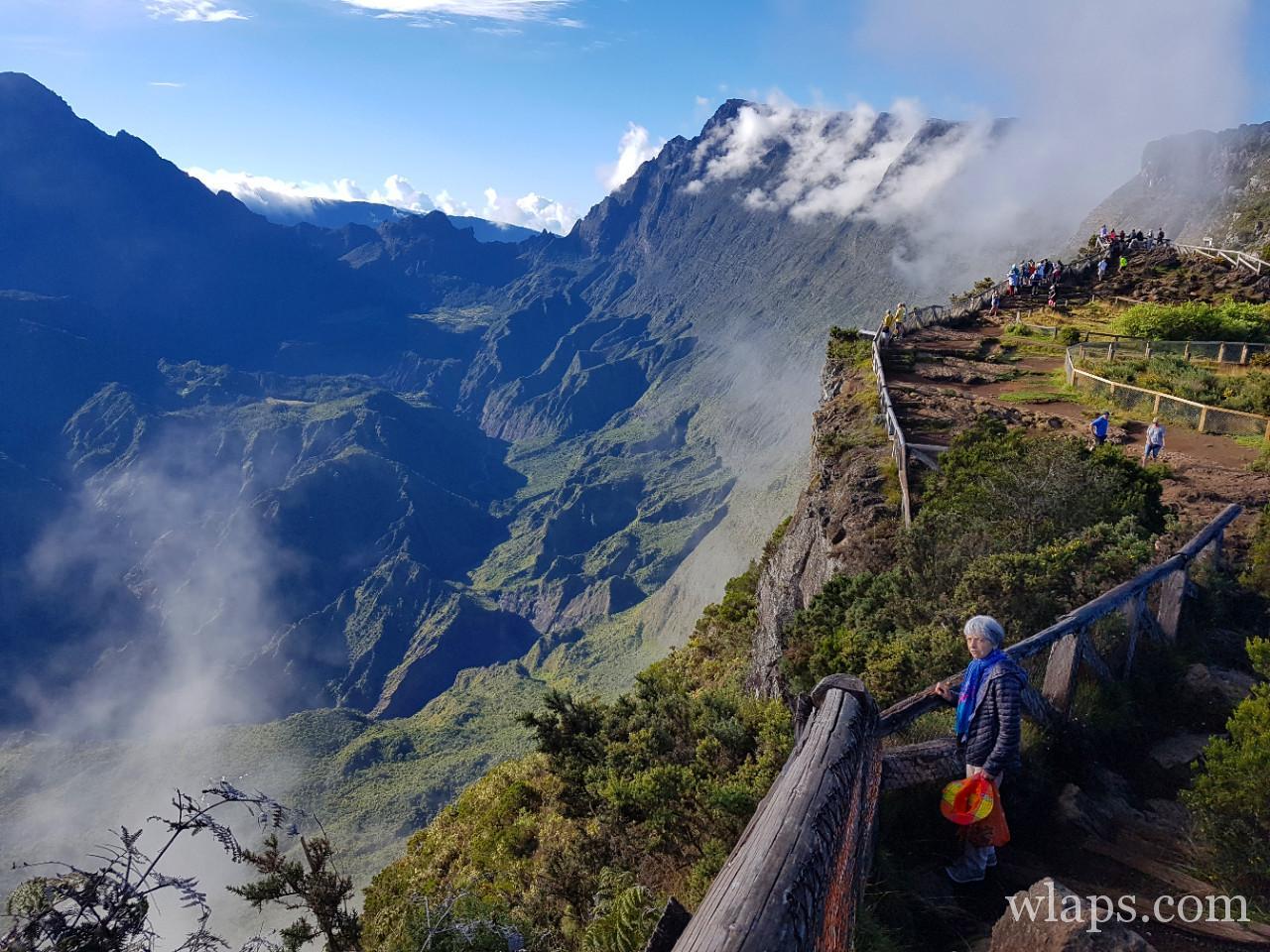 Les plus belles randonnées de l'ile de la Réunion