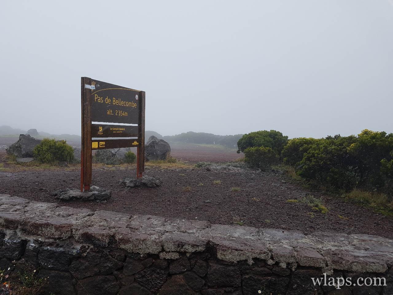 Pas de Bellecombe à La Réunion