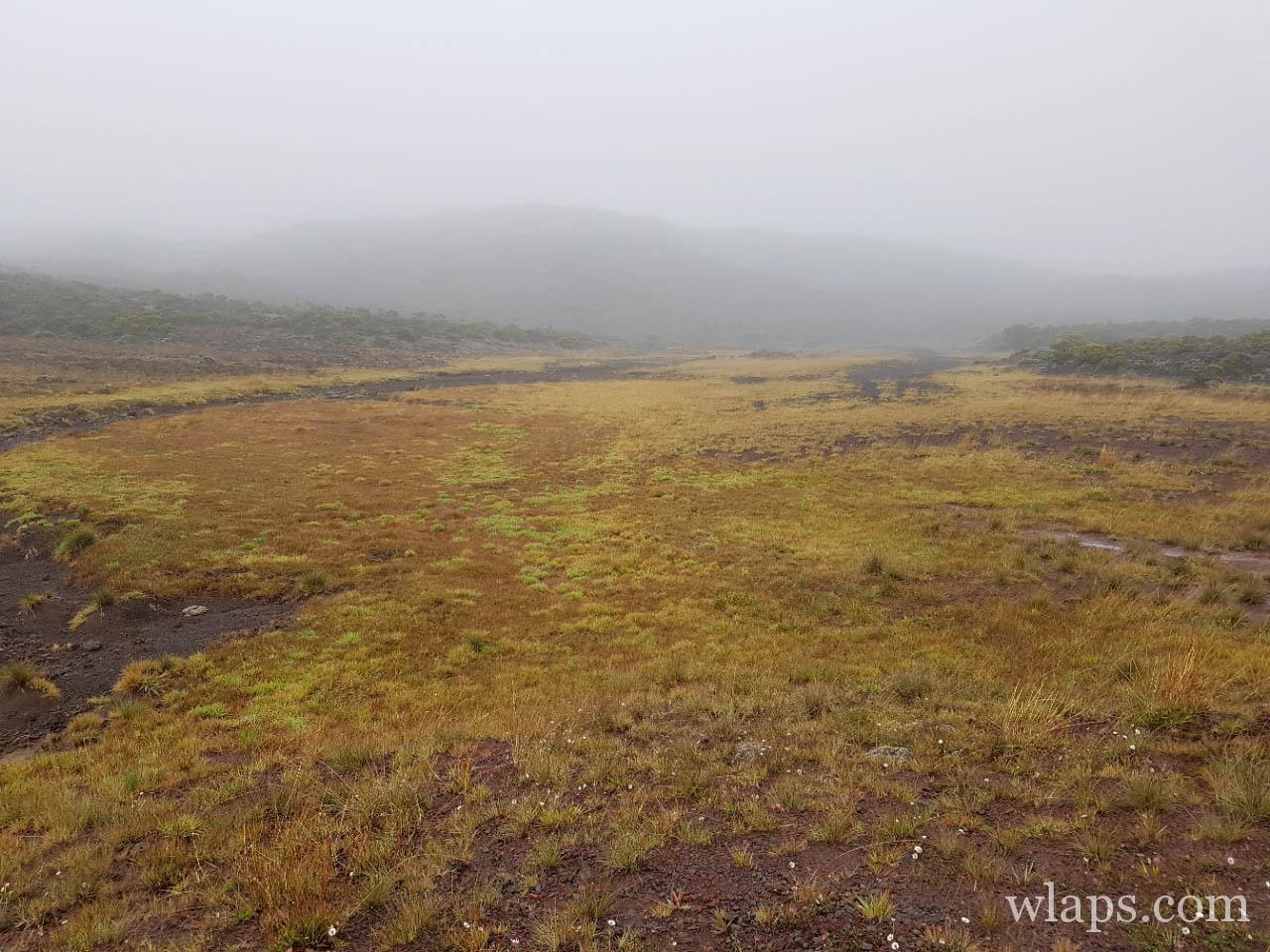 Randonnée au Piton de la Fournaise à La Réunion