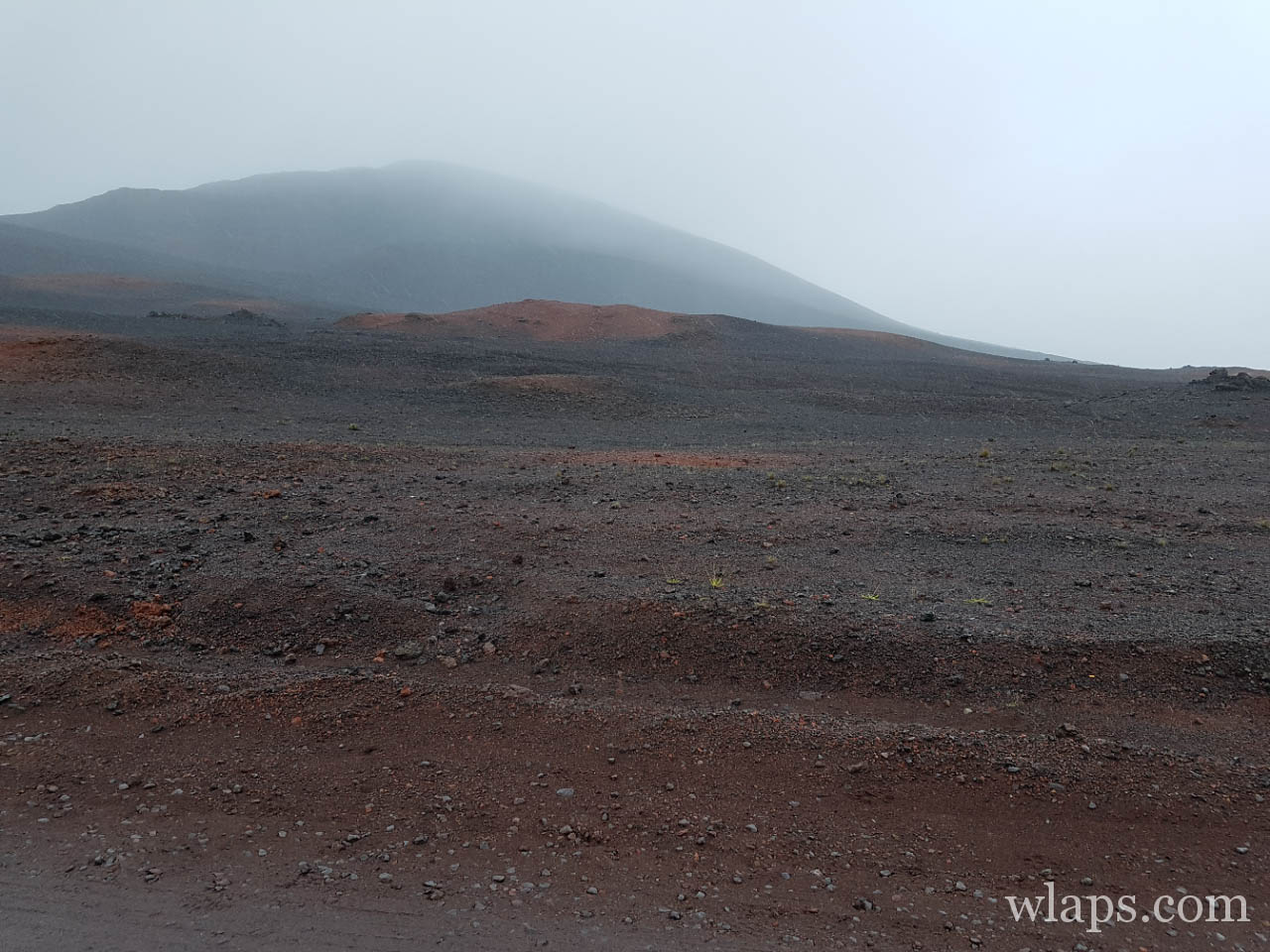 Randonnée au Piton de la Fournaise à l'ile de La Réunion