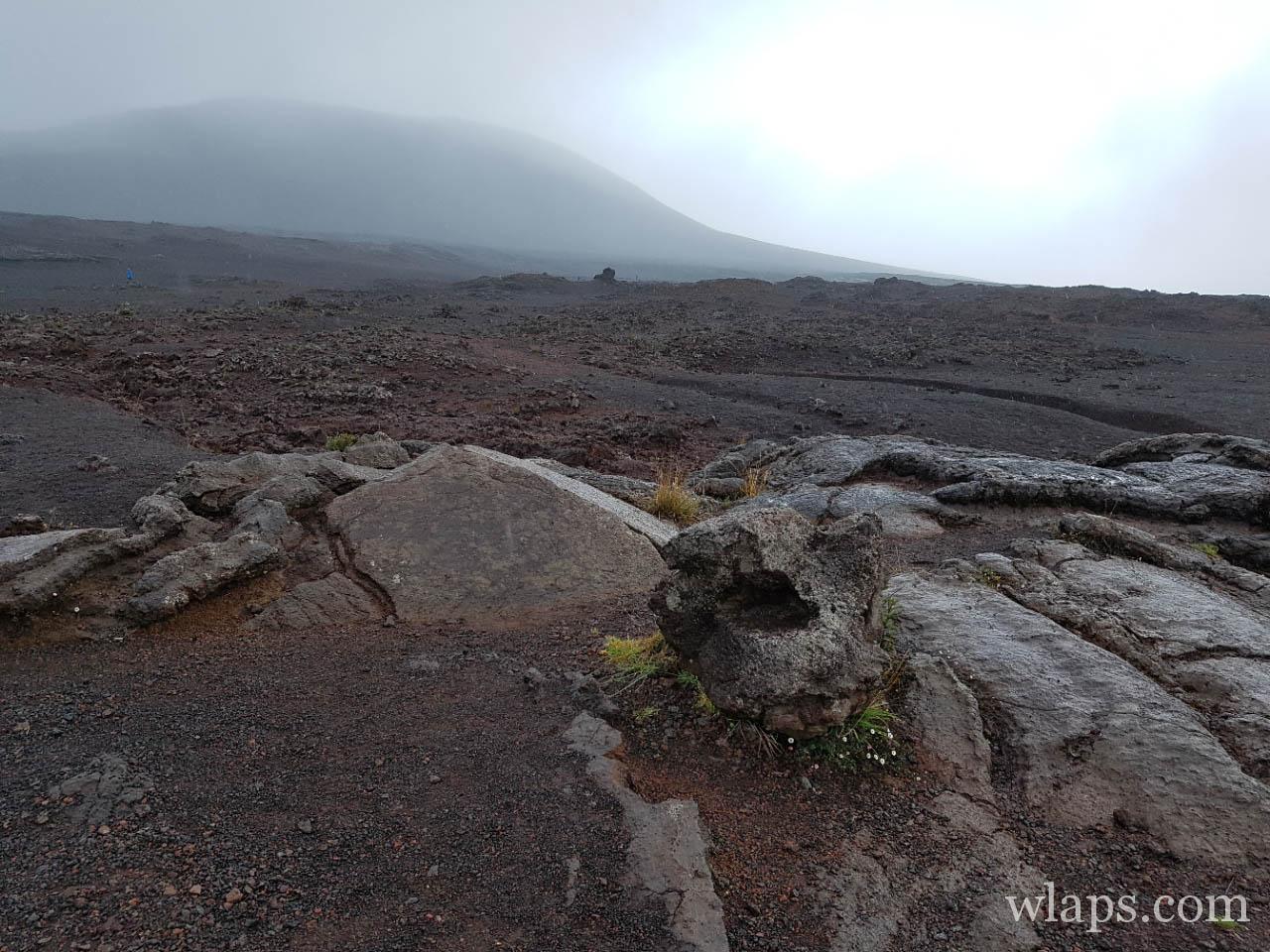 Le Piton de la Fournaise à La Réunion