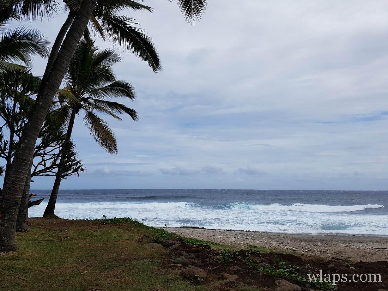 La plage de Grande Anse à La Réunion