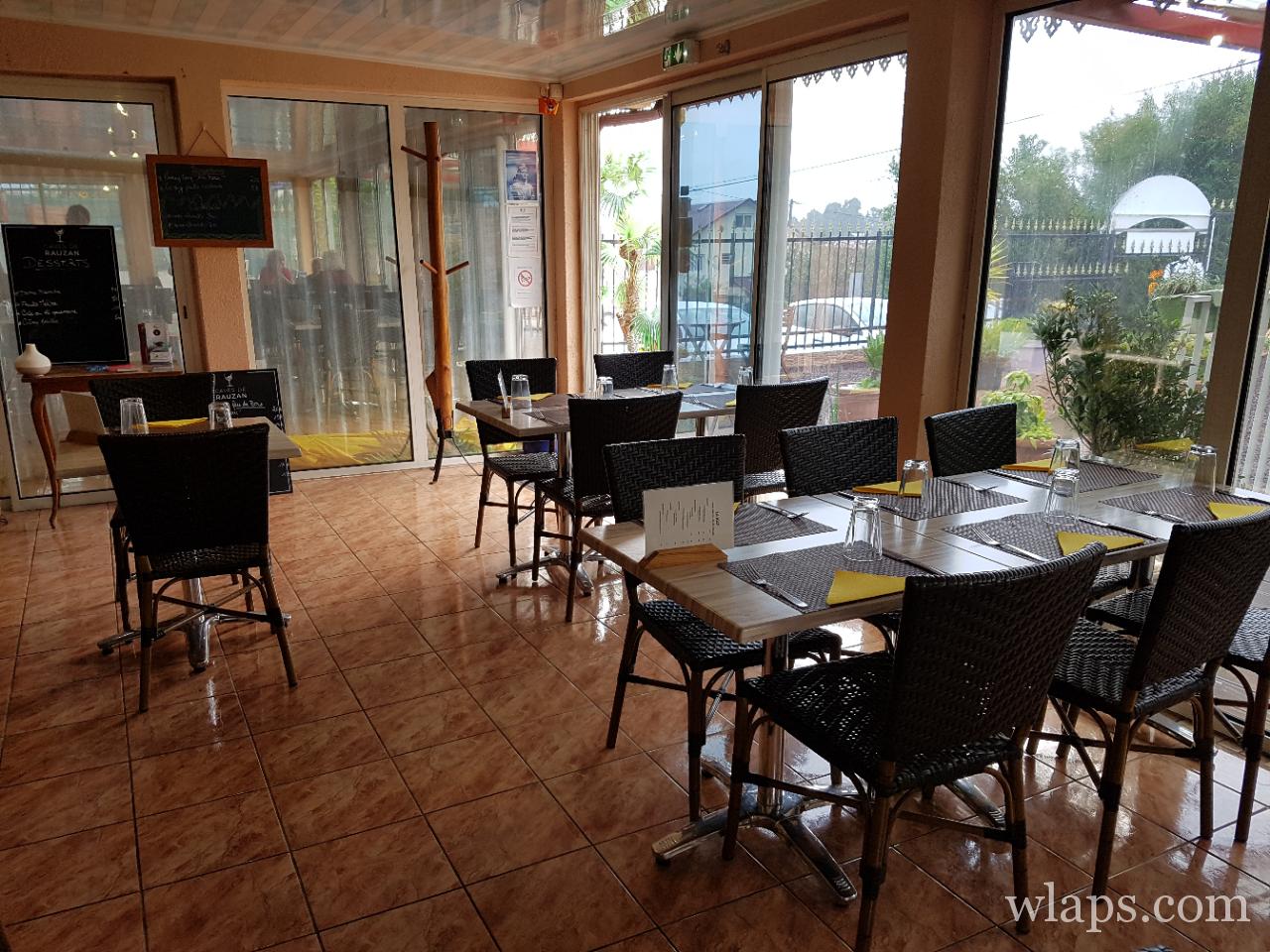 Restaurant local et créole de La Kaz à l'ile de La Réunion